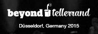 Beyond Tellerand. Dusseldorf, Germany 2015